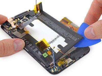 台中手機現場維修 三星 A8 2016版本/A810 電池 來店現場更換