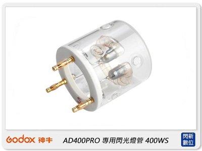☆閃新☆GODOX 神牛 AD400 PRO專用 閃光燈管400WS (公司貨) 閃燈專用燈管