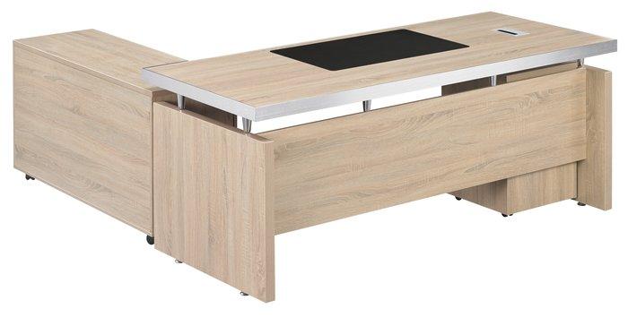 *SA252-1* 白橡色6尺辦公桌組/大台北地區/系統家具/沙發/床墊/茶几/高低櫃/1元起