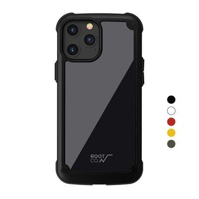 --庫米--ROOT CO. Tough & Basic iPhone12Pro/12ProMax 軍規防摔-現貨+預購
