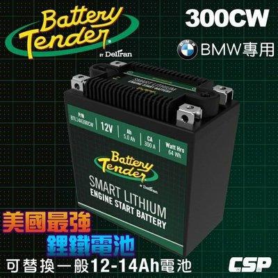 【電池達人】業界最強 Battery Tender 美國第一 鋰鐵電池 300CW 12V5AH 機車 重型機車 電瓶