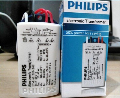 PHILIPS LED AC專用變壓器 可調光 12V豆燈 MR16 MR11 AR111使用 ET-E 60 220V 台北市
