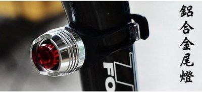 翱翔雁子【現貨】新款鋁合金 高質感紅寶石LED尾燈 寶石燈 頭盔燈 警示燈 車把燈 尾燈 青蛙燈 車燈 A157