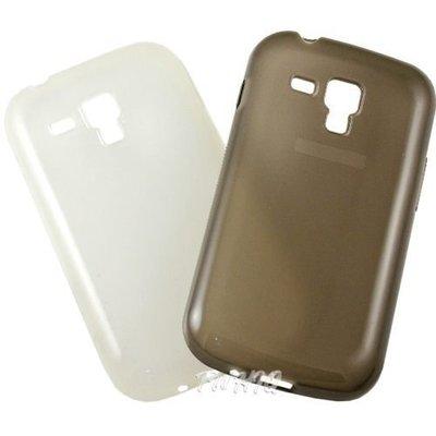 全新Sony清水矽膠保護套/ 高清水晶果凍套-Xperia J, ST26, ST26i透明灰黑/ 白$65 台北市