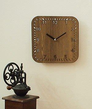 Growlife 種生活 ▶ 韓國 Unminuto - Square wall clock 四方造型壁鐘-下標頁