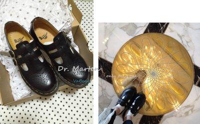 ☆VaBene☆ 美國馬汀 Dr. Marten  MARY JAN 雕花 牛津 紳士 娃娃 鞋 台灣公司貨