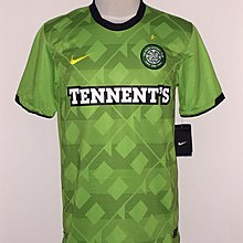 些路迪 Celtic 10-11 Away M BNWT