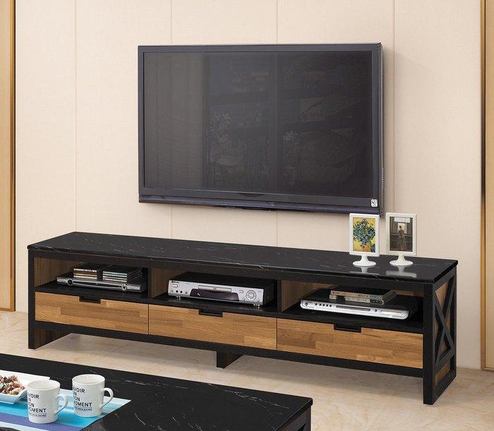 奧斯汀5尺石面電視櫃/另有6尺石面電視櫃 👍台灣製造👍另有系列家具😊暖暖屋傢俱傢飾😊