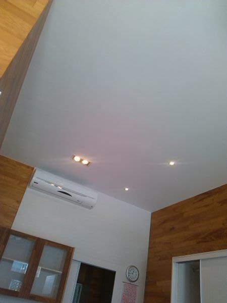 台灣矽酸鈣板6mm天花板平釘2500元起/木工/裝潢/室內設計/矽酸鈣板/台中智聖室內裝修設計有限公司