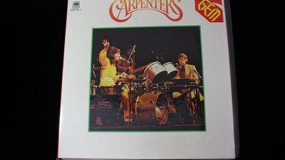 【198廣場】Carpenters-木匠合唱團一套2張(YESTERDAY ONCE MORE日版)ELP/B