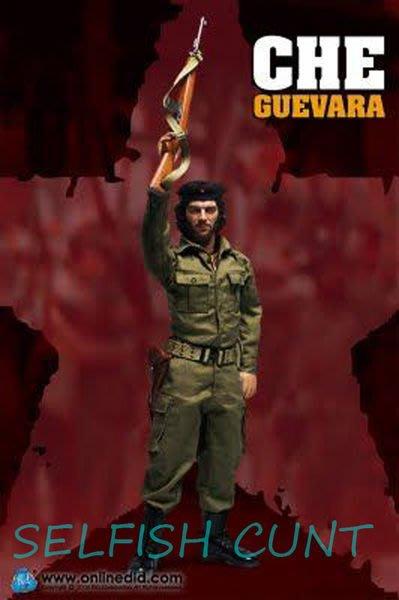 [狗肉貓]_DID_che guevara_切 格瓦拉_12 inch]_加送 Che guevara 的紙鈔一張編號043849