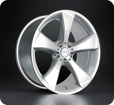 ***天下第一輪*** 全新鋁圈 1520 20吋10J 5孔120  高亮銀 BMW專用 完工價(含氣嘴)88888