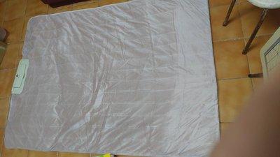善美得、倍思得、日本製、電位雙人床墊(附檢測器)50000元