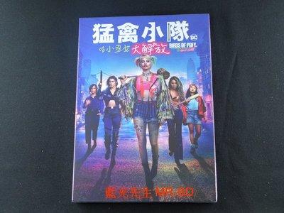 [DVD] - 猛禽小隊:小丑女大解放 Birds of Prey ( 得利正版 )