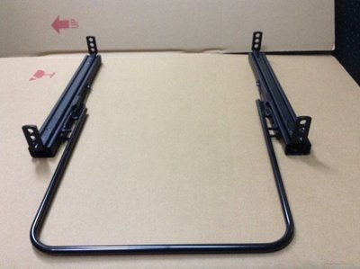 小油坑汽車精品館: RECARO BRIDE 賽車椅專用滑槽 高低可調 大特價1400元