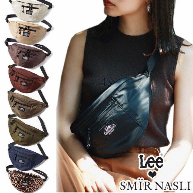 XinmOOn Lee x SMIRNASLI WAIST BAG 機能 休閒 標語 腰包 側背包 經典 小包 聯名