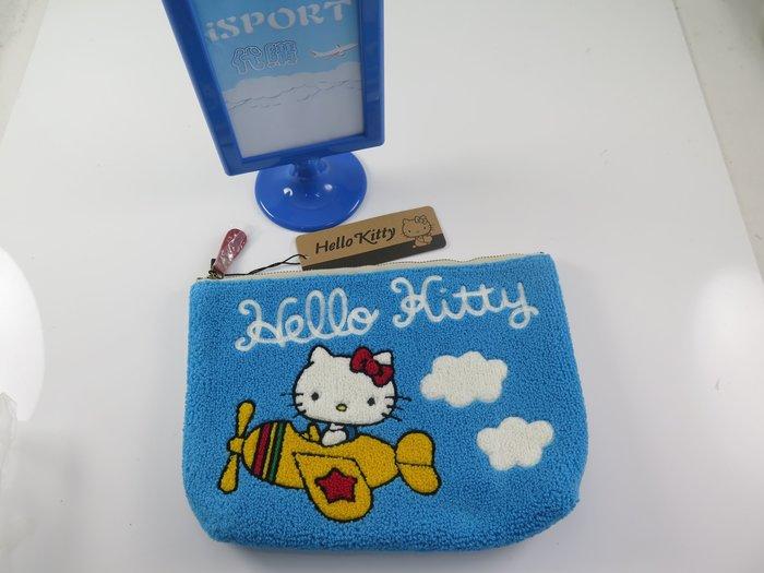 45週年【iSport】日本代購 台灣現貨 HELLO KITTY 手拿包 收納包 58486-  交換禮物 3色