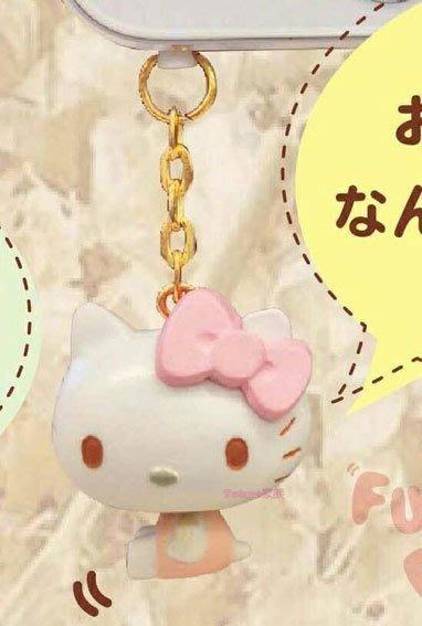東京家族 kitty 可愛造型防塵塞 粉紅色