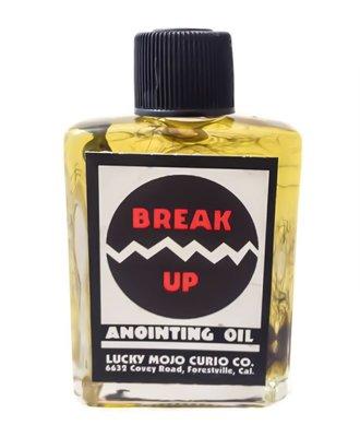 分手拆散魔法油 Break Up Oil 手工 限量 香水 精油 招財運 招桃花 招好人緣 美國進口 MOJO