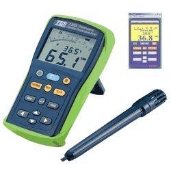TECPEL 泰菱》TES 1365 記憶型溫溼度計 溫度 濕度 記憶式 溫濕度