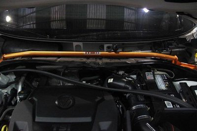 CS車宮車業 SUMMIT 鋁合金前上拉桿 VW TIGUAN 4WD 17+