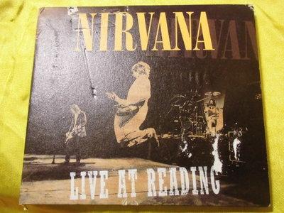 Nirvana 超脫樂團 -- Live at Reading