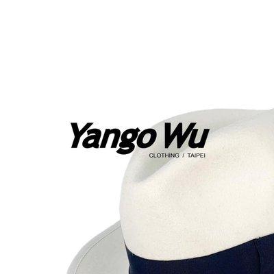 ☆Yango Wu☆ 自創品牌 紳士帽 長版T-SHIRT OVERSIZE 設計 棒球帽  客制服務