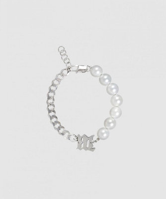《限時代購》   Misbiv pearl bracelect 珍珠 手環 拼接