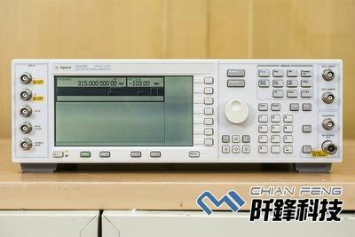 【阡鋒科技 專業二手儀器】安捷倫 Agilent E4438C 250kHz-3GHz 向量訊號產生器