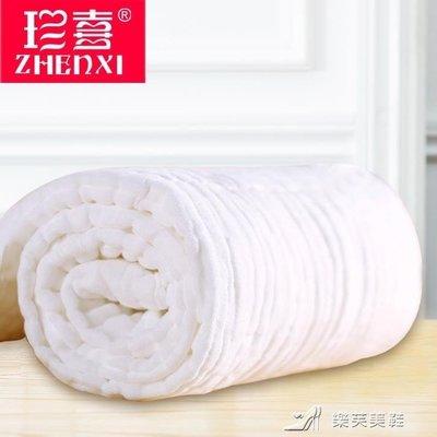 YEAHSHOP 兒童純棉浴巾 嬰兒6層紗布毛巾被 柔軟吸Y185