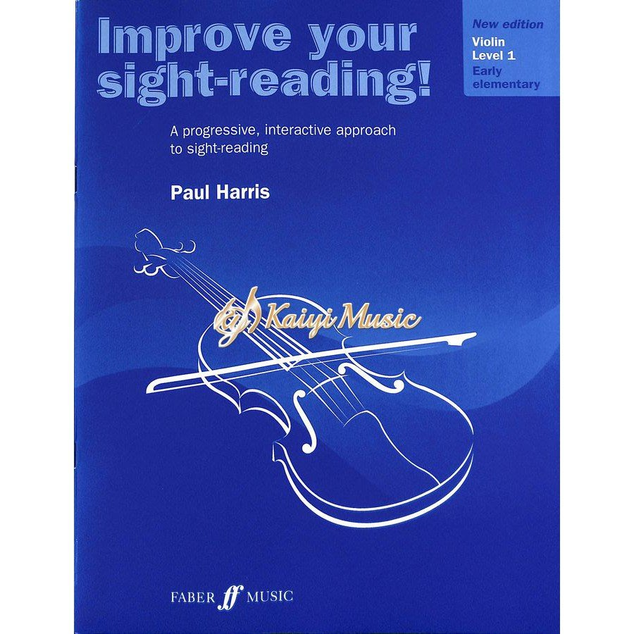 Kaiyi Music ♫Kaiyi Music♫Improve your sight-reading violin level 1
