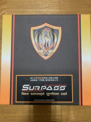 Surpass聖帕斯強化考爾 競技版   TOYOTA  ALTIS  11代 2014後