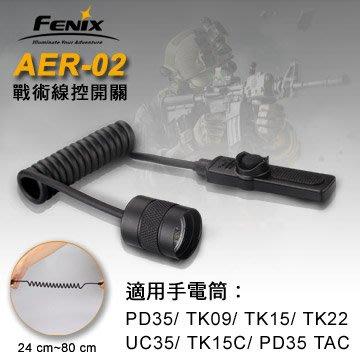 【EMS軍】FENIX菲尼克斯戰術線控開關(公司貨)#AER-02