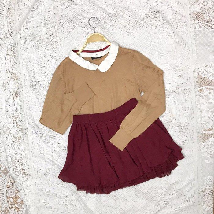 《MOMA》領子可拆 保暖洋毛上衣 秋冬美衣上架 詳閱敍述 實拍
