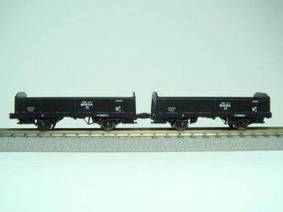 TRAIL 鐵支路 1/150 Freight Car 15噸敞車15G8000(2入) NC1501  (商品內不含鐵軌)