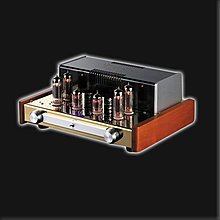 5Cgo【發燒友】MC-84L膽機 電子管功放 發燒HiFi高保真功率放大器音響喇叭家庭劇院放大機