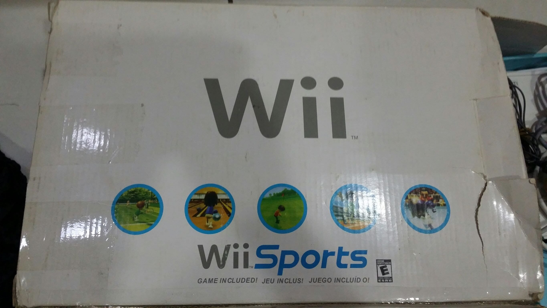 二手Wii Sports
