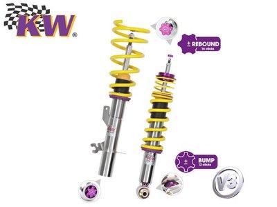 ~Power Parts~KW Variant 3 V3 避震器組 AUDI A4 SEDAN 2007~ 電子阻尼車型