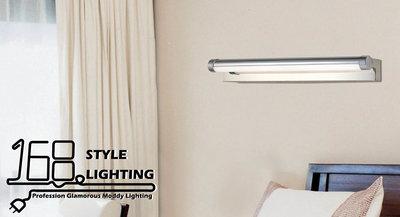 【168 Lighting】洗鍊鋼體《LED壁燈》GE 81175-2
