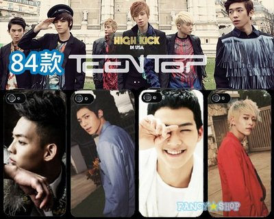 TEEN TOP C.A.P 天地 手機殼 iPhone 7 6S PLUS 5s 三星 A7 S5 S6 Note