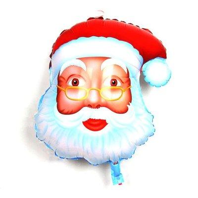【J23】聖誕節鋁膜汽球鋁箔氣球聖誕樹聖誕老公公耶誕老人雪人耶誕節耶誕樹造型氣球DIY佈置氣球布置