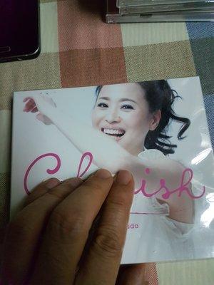 松田聖子日版專輯cd cherish