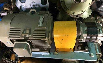 日本島津SHIMADZU PUMP MOTOR 高壓油壓幫浦馬達 活塞幫浦 3HP馬達