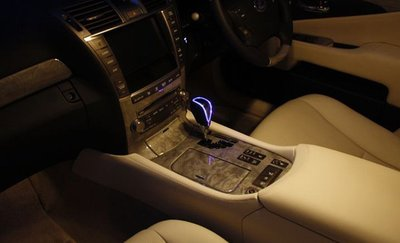 TOYOTA豐田感應式發光LED排檔頭通用CAMRY ALTIS VIOS YARIS WISH RAV-4馬3馬6