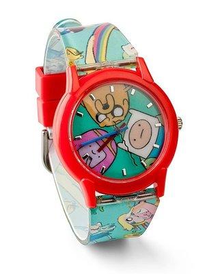 【丹】TB_Adventure Time Watch 探險活寶 老皮 手錶