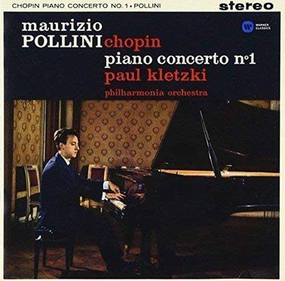 原版進口 肖邦 第一鋼琴協奏曲 Poll CD專輯 歌曲 音樂CDini SACD碟片 波利尼