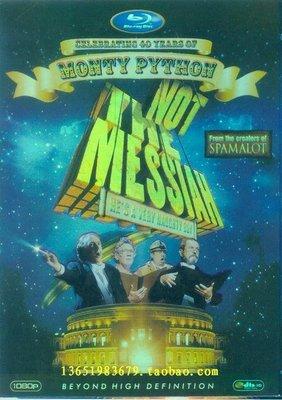 音樂居士#Not the Messiah He's a Very Naughty Boy 音樂劇:非救世主 D9 DVD