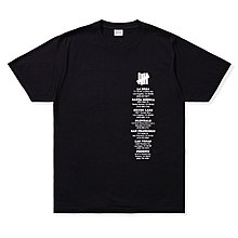 【P+C】UNDEFEATED SNEAKERS & SPORTING GOODS S/S TEE 短T 男女 黑色 白