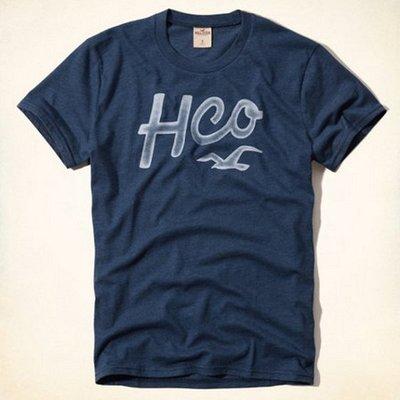 HOLLISTER 短袖T恤 323-243-1409-020  MY-麋鹿嚴選 全新真品  AF A&F HCO 海鷗