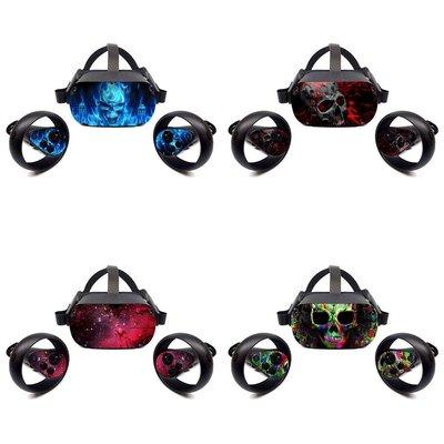 oculus quest VR 1代 眼鏡貼紙 一體機 虛擬現實頭盔steamVR貼紙